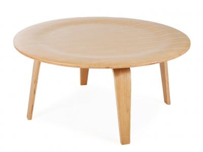 Image du mobilier design Mesa de Café Eames CTW - Ø 87 cm