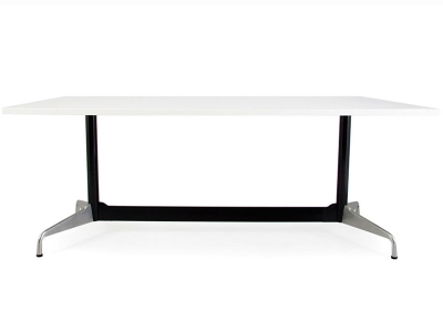 Image du mobilier design Mesa Eames Contract - Blanco