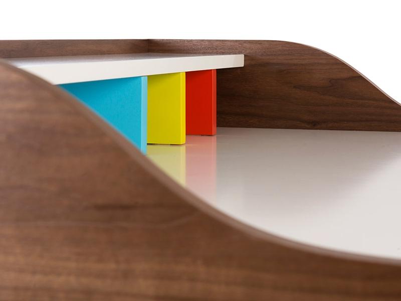 Image du mobilier design Bureau George Nelson Swag Leg