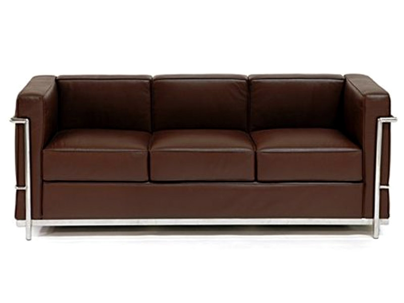 Image du mobilier design COSY2 3 posti - Marrone
