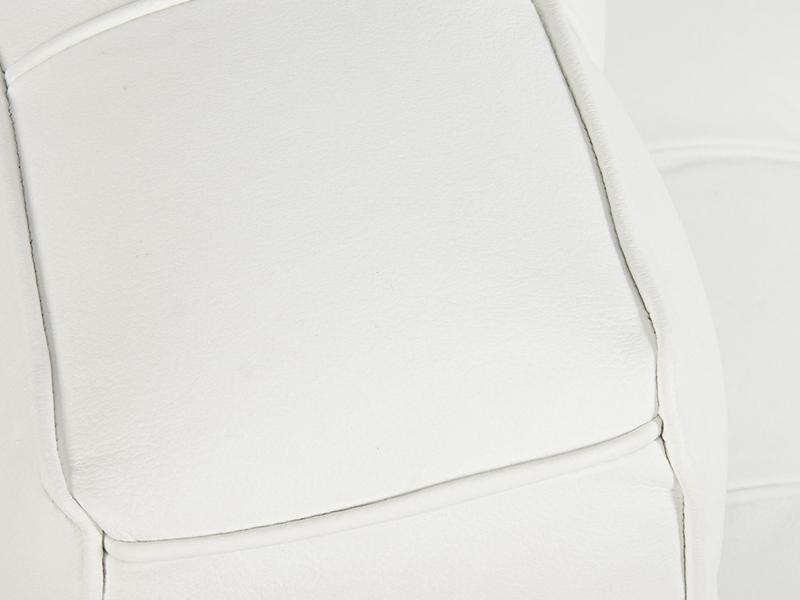 Image du mobilier design Fauteuil Kubus - Blanc