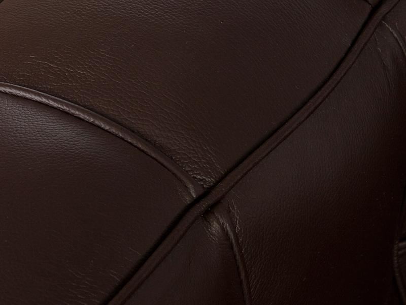 Image du mobilier design Fauteuil Kubus - Marron