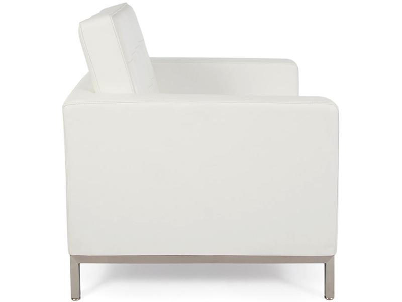 Image du mobilier design Fauteuil Lounge Knoll - Blanc