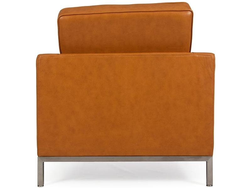 Image du mobilier design Fauteuil Lounge Knoll - Caramel