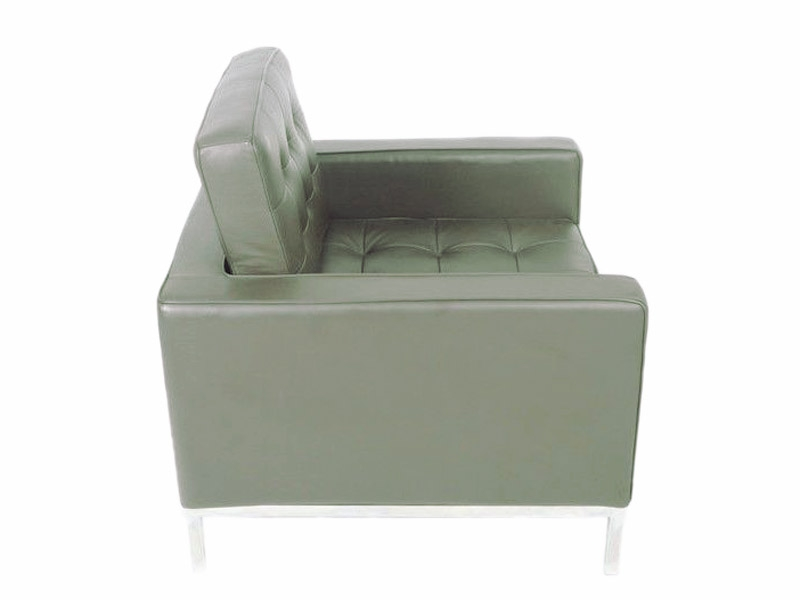 Image du mobilier design Fauteuil Lounge Knoll - Gris