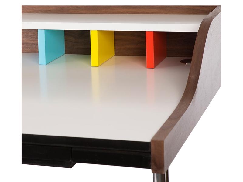 Image du mobilier design George Nelson Swag Leg desk
