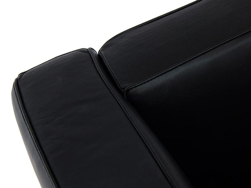Image du mobilier design LC2 Le Corbusier 2 Posti Large - Nero