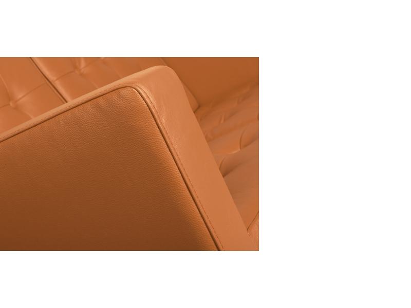 Image du mobilier design Lounge Knoll 2 posti - Caramel