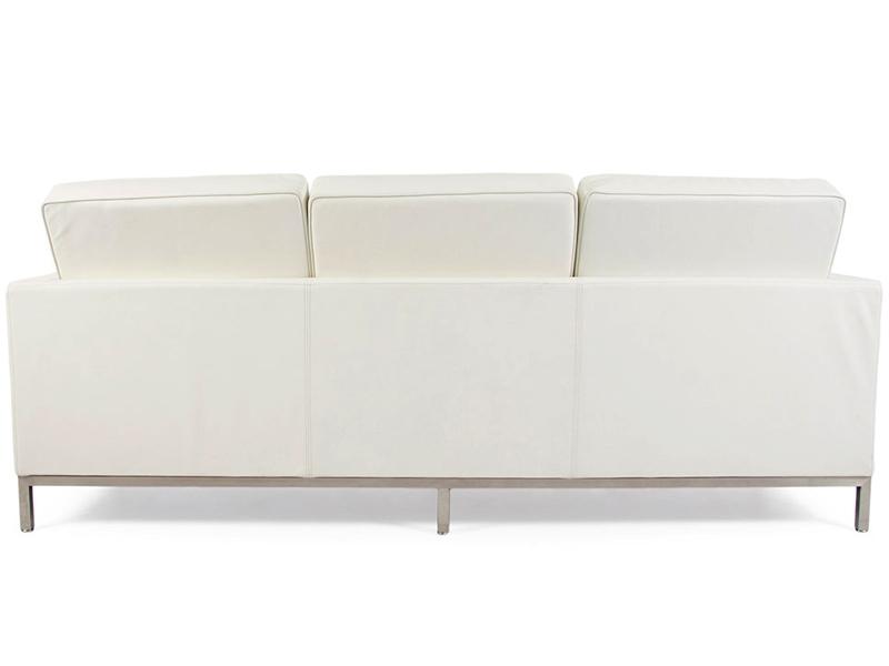 Image du mobilier design Lounge Knoll 3 Posti - Bianco