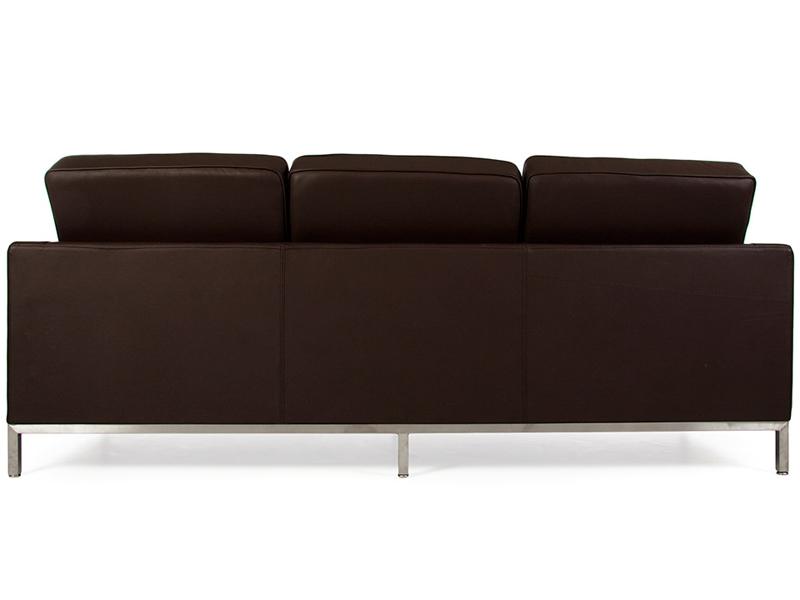 Image du mobilier design Lounge Knoll 3 Posti - Marrone