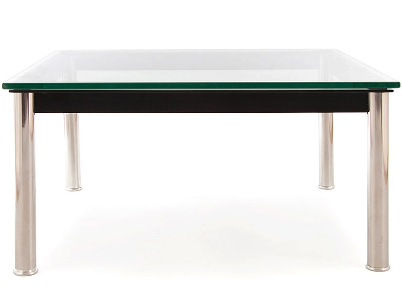 table basse lc10 le corbusier. Black Bedroom Furniture Sets. Home Design Ideas