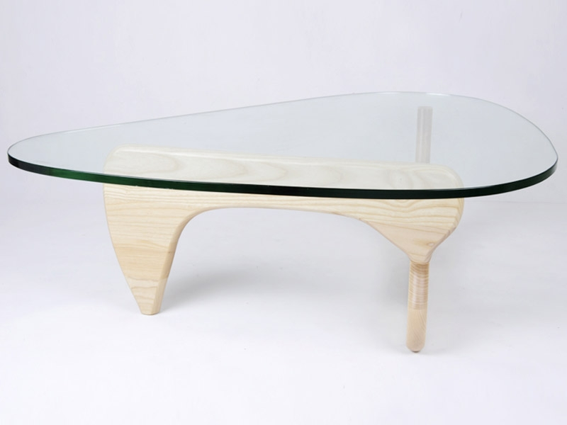 Table basse noguchi dimension sammlung von for Table basse grande dimension
