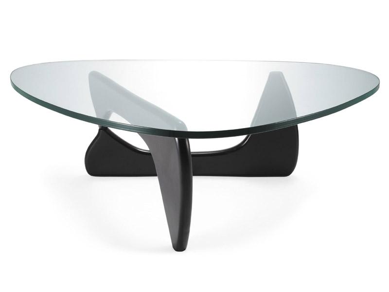 table basse noguchi noir. Black Bedroom Furniture Sets. Home Design Ideas