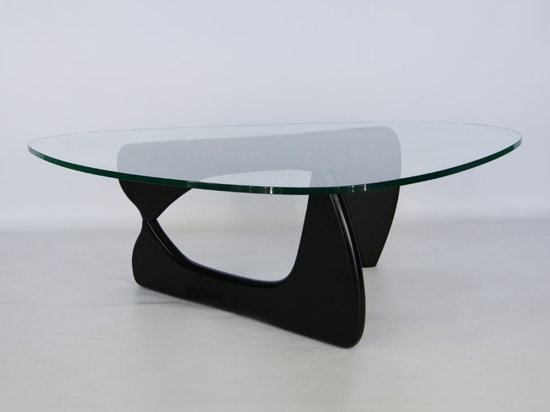 table basse noguchi noir. Black Bedroom Furniture Sets. Home Design Ideas