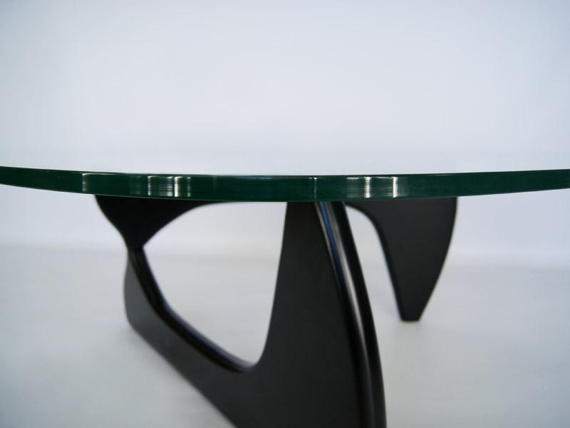 Image du mobilier design Table basse Noguchi - Noir