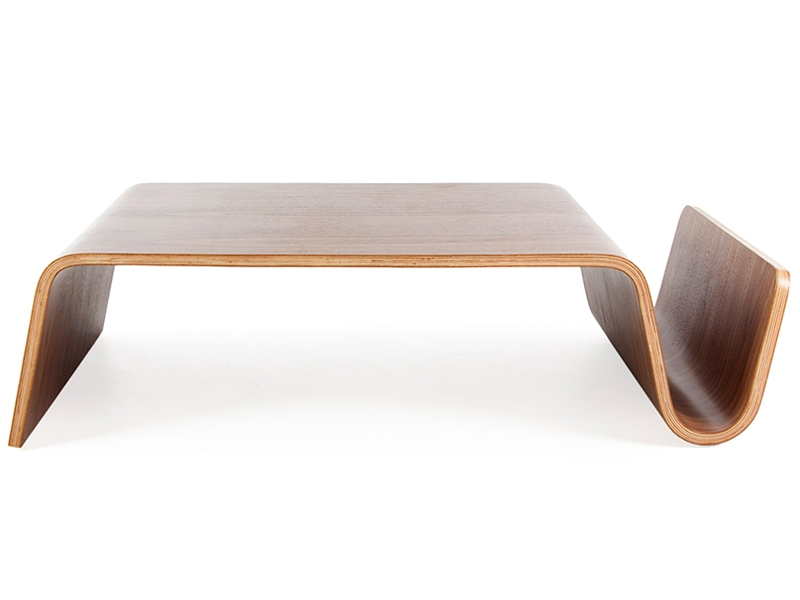 Image du mobilier design Table basse Offi Scando - Clair