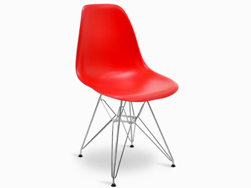 Image du mobilier design Table carrée Eiffel et 4 chaises