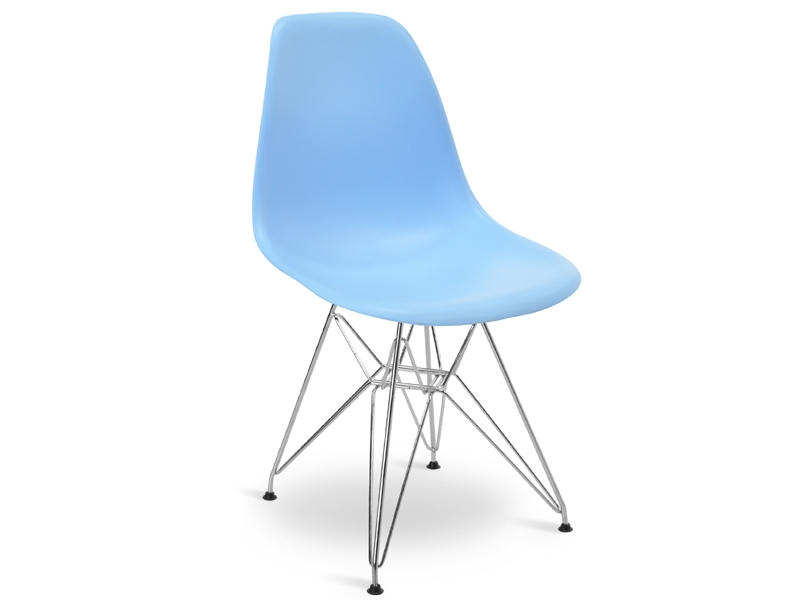 Table carr e eiffel et 4 chaises for Table carree et chaises