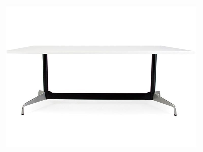 Image du mobilier design Table Eames Contract - Blanc