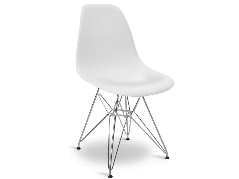 Image du mobilier design Table Eames Contract et 6 chaises