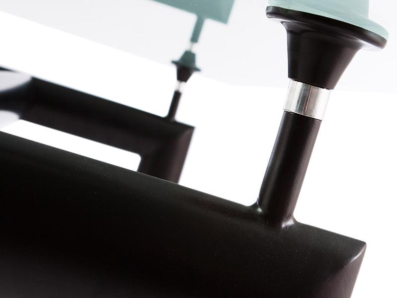 Image du mobilier design Table LC6 Le Corbusier