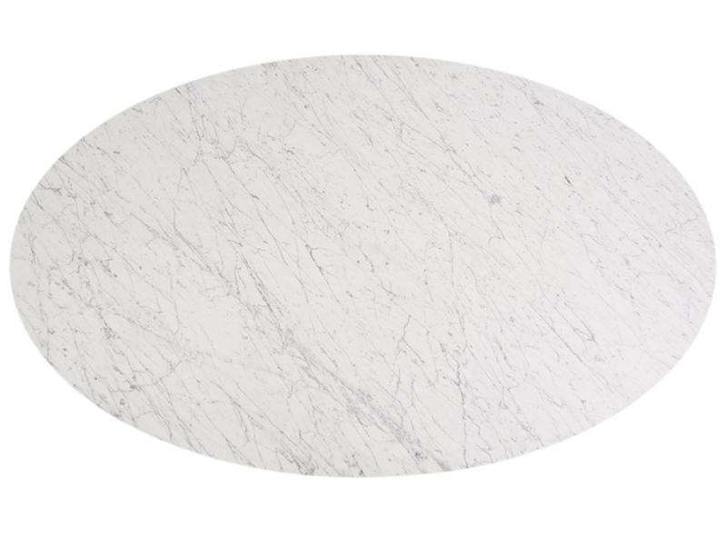 Image du mobilier design Table ovale Tulip Saarinen