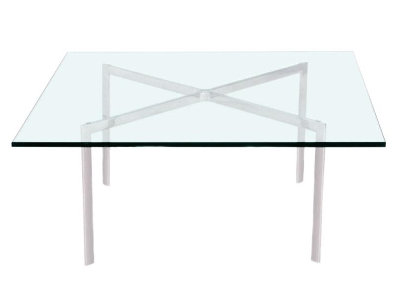 Tavolino da caffè Barcelona  90 x 90 cm