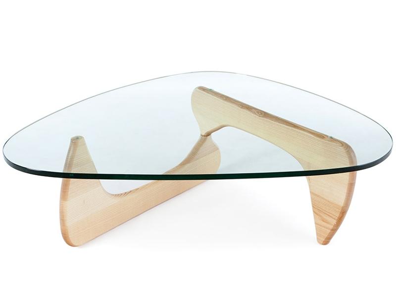 Image du mobilier design Tavolino da caffè Noguchi - Legno chiaro