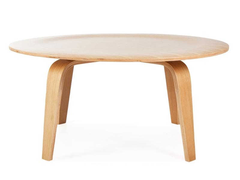 Image du mobilier design Tavolino Eames CTW - Ø 87 cm