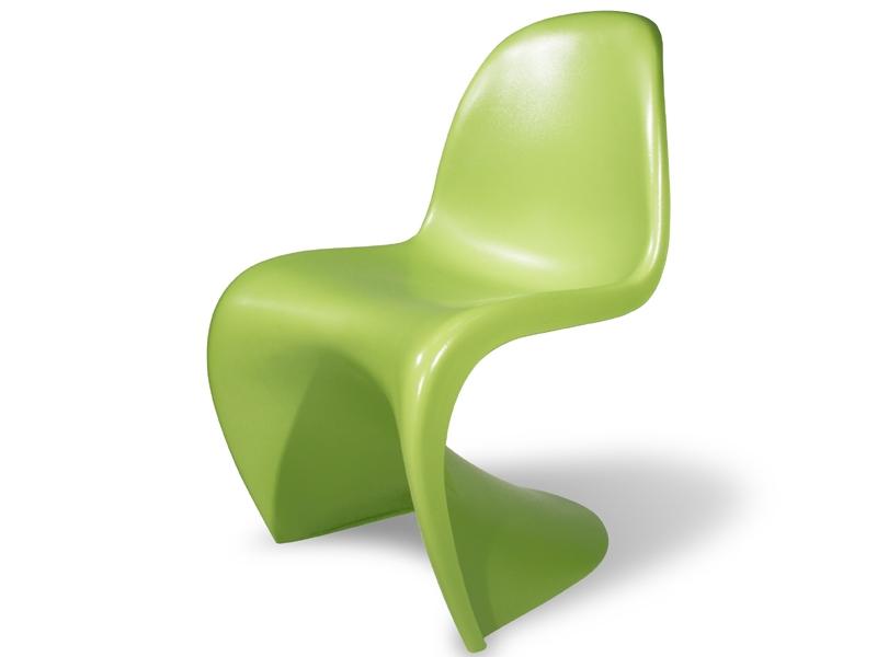 Image du mobilier design Tavolo Parabol con 4 sedie