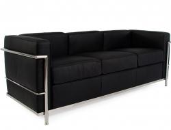 Imitation de canap design le corbusier lc2 lounge - Canape cuir le corbusier ...