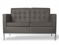 Image du mobilier design Lounge Knoll 2 Posti - Grigio
