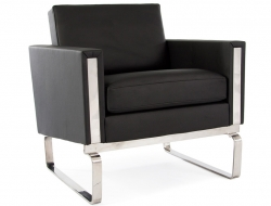 Image du mobilier design Poltrona Hans Wegner CH101