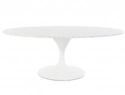 Image du mobilier design Table basse Tulip Saarinen