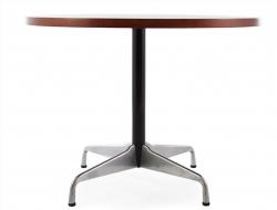 Image du mobilier design Table ronde Eames Contract - Hêtre