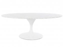 Image du mobilier design Tavolino da caffè Tulip Saarinen