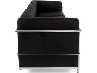 Image du mobilier design Canapé COSY2 3 places - Noir
