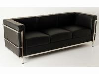 Image du mobilier design COSY2  3 Posti - Nero