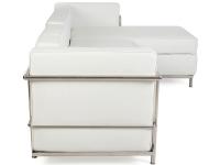 Image du mobilier design COSY2 divano ad angolo 3 posti - Bianco
