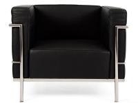 Image du mobilier design COSY3 Poltrona Large - Nero