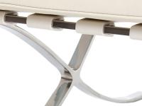 Image du mobilier design Divano Barcelona 3 posti - Crema