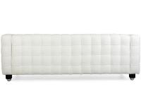 Image du mobilier design Divano Kubus 3 Posti- Bianco