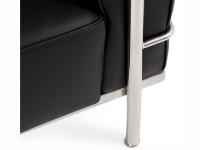 Image du mobilier design Fauteuil COSY2 - Noir