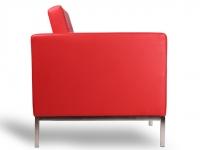 Image du mobilier design Fauteuil Lounge COSYNOLL - Rouge