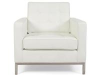 Image du mobilier design Poltrona Lounge COSYNOLL-Bianco