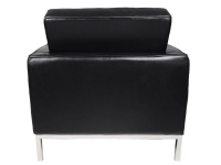 Image du mobilier design Poltrona Lounge COSYNOLL-Nero