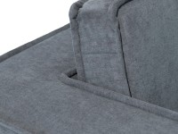 Image du mobilier design Poltroncina Poleric - lana grigia  Elephant
