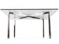 Image du mobilier design Table basse Barcelona - 90 x 90 cm
