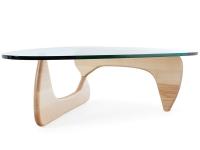 Image du mobilier design Table basse Noguchi - Bois clair