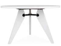 Image du mobilier design Tavola Prouvé rotonda